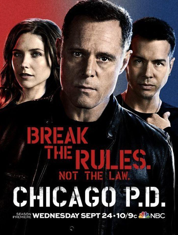 chicago pd staffel 2