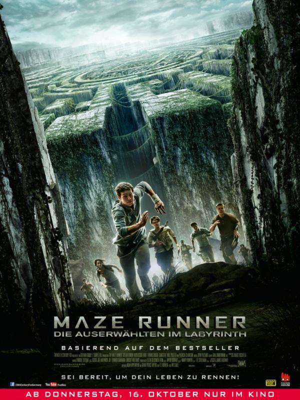 maze runner die auserwählten im labyrinth ganzer film