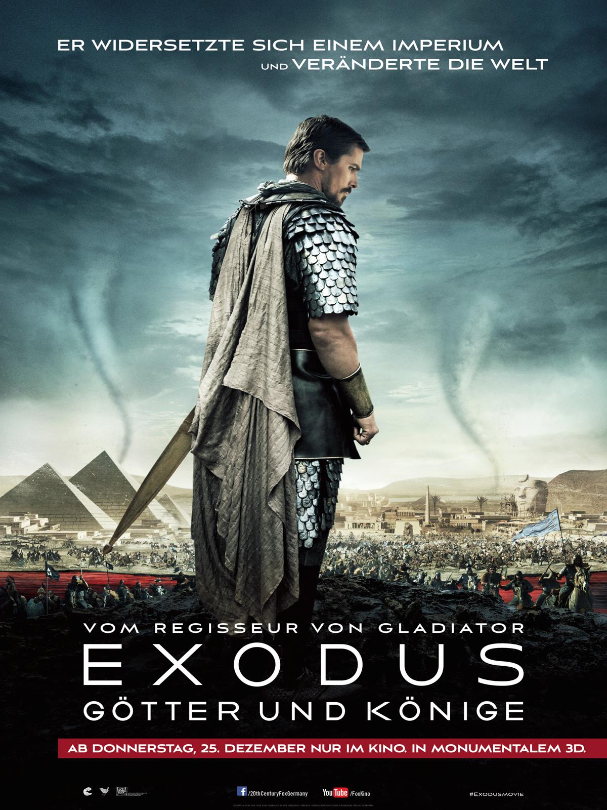 Exodus: Götter und Könige - Die Filmstarts-Kritik auf FILMSTARTS.de