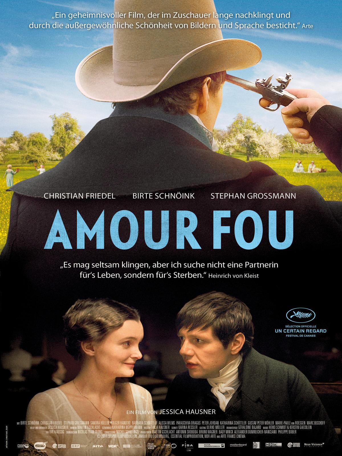 amour fou film