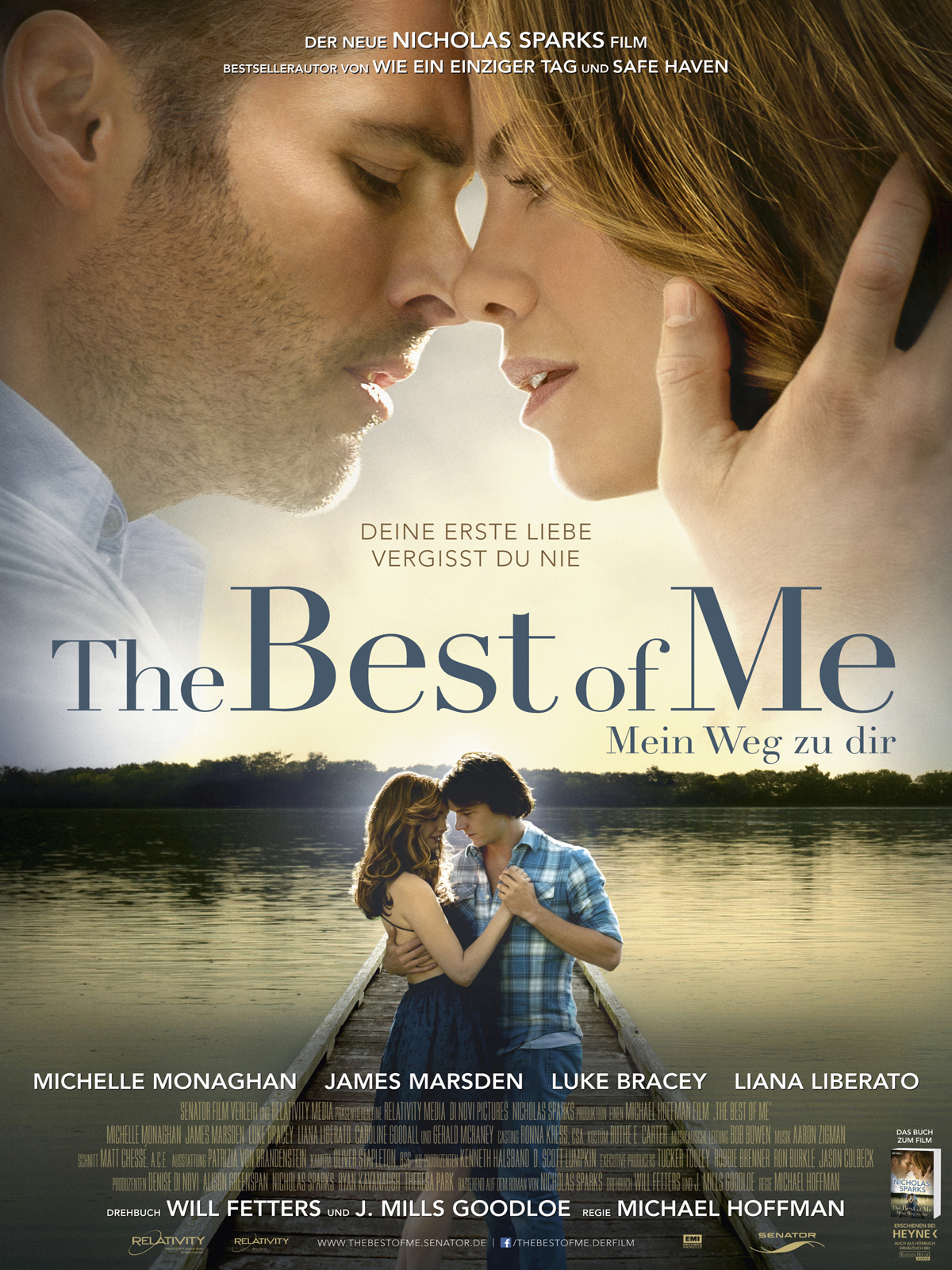 The Best Of Me Mein Weg Zu Dir Film 2014 Filmstarts De