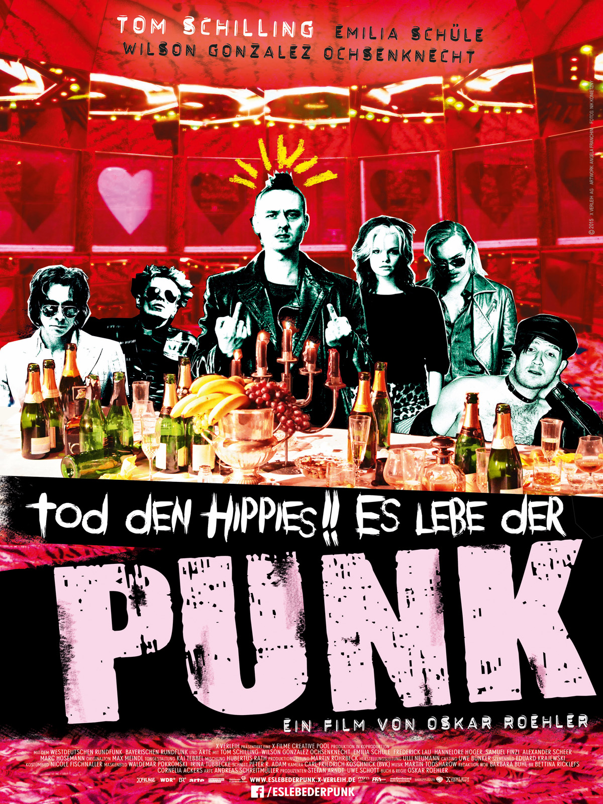Tod Den Hippies Es Lebe Der Punk Stream