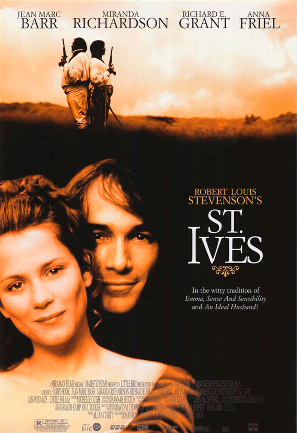 St. ives trailer