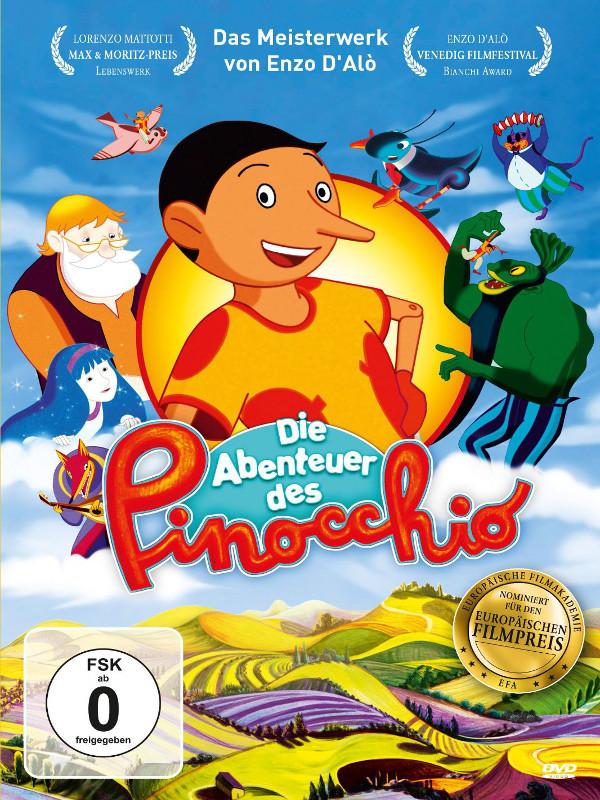 Die Legende Von Pinocchio Stream