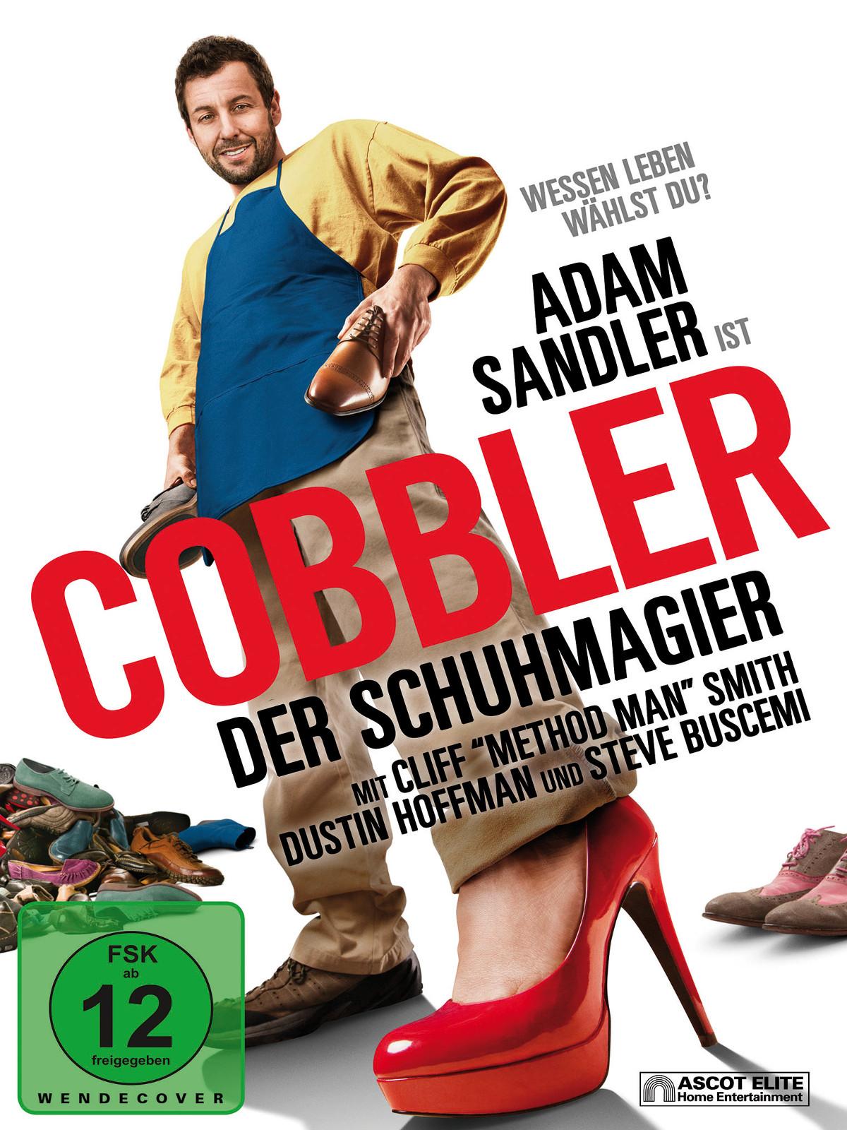 Cobbler - Der Schuhmagier (2015) HD Stream » …