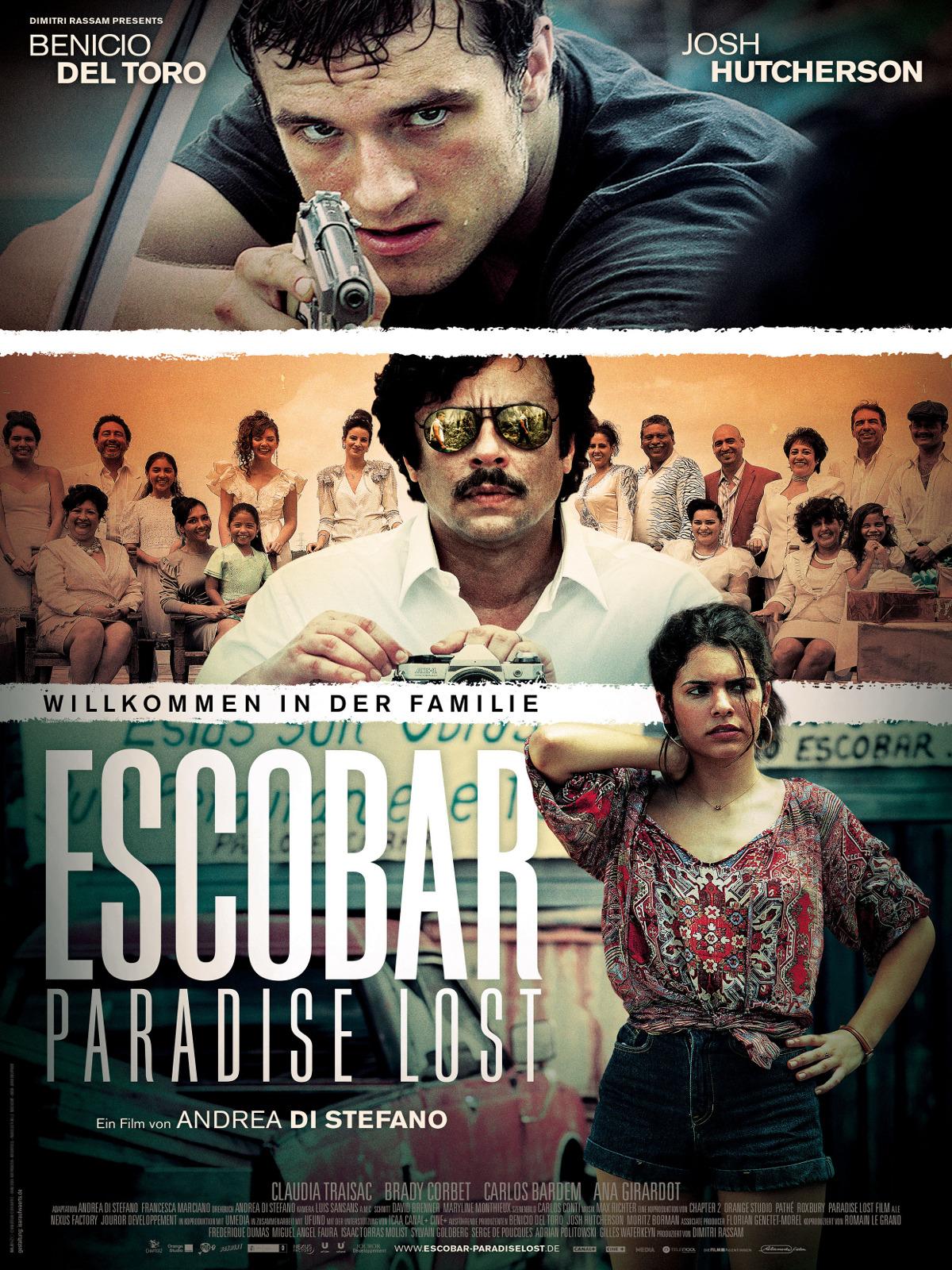 Escobar paradise lost film 2014 - Pablo escobar zitate deutsch ...