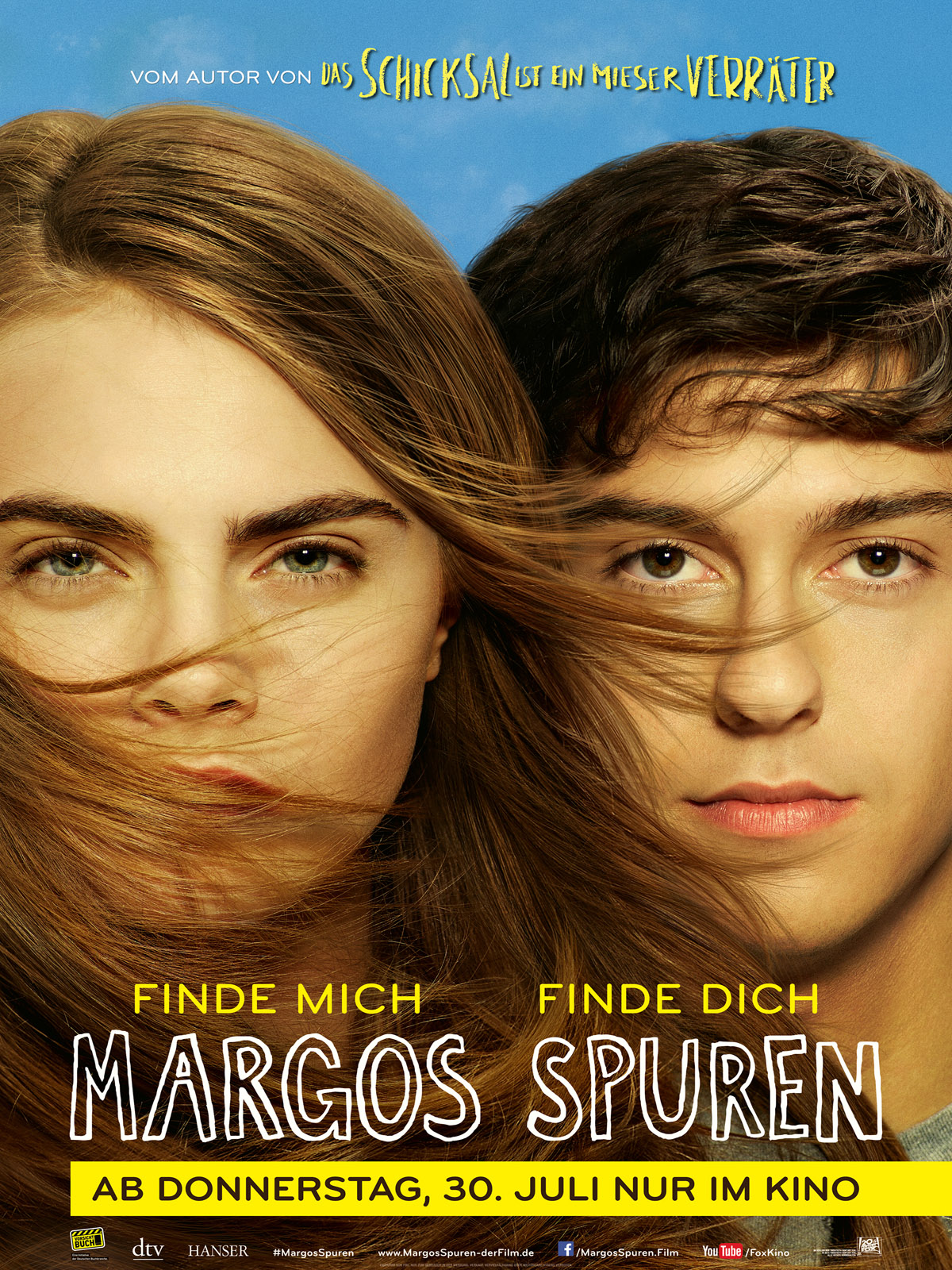 Margos Spuren Film