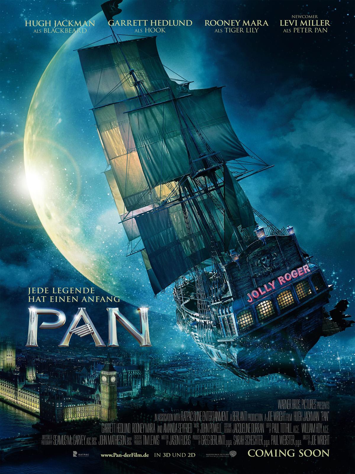 Pan Schauspieler