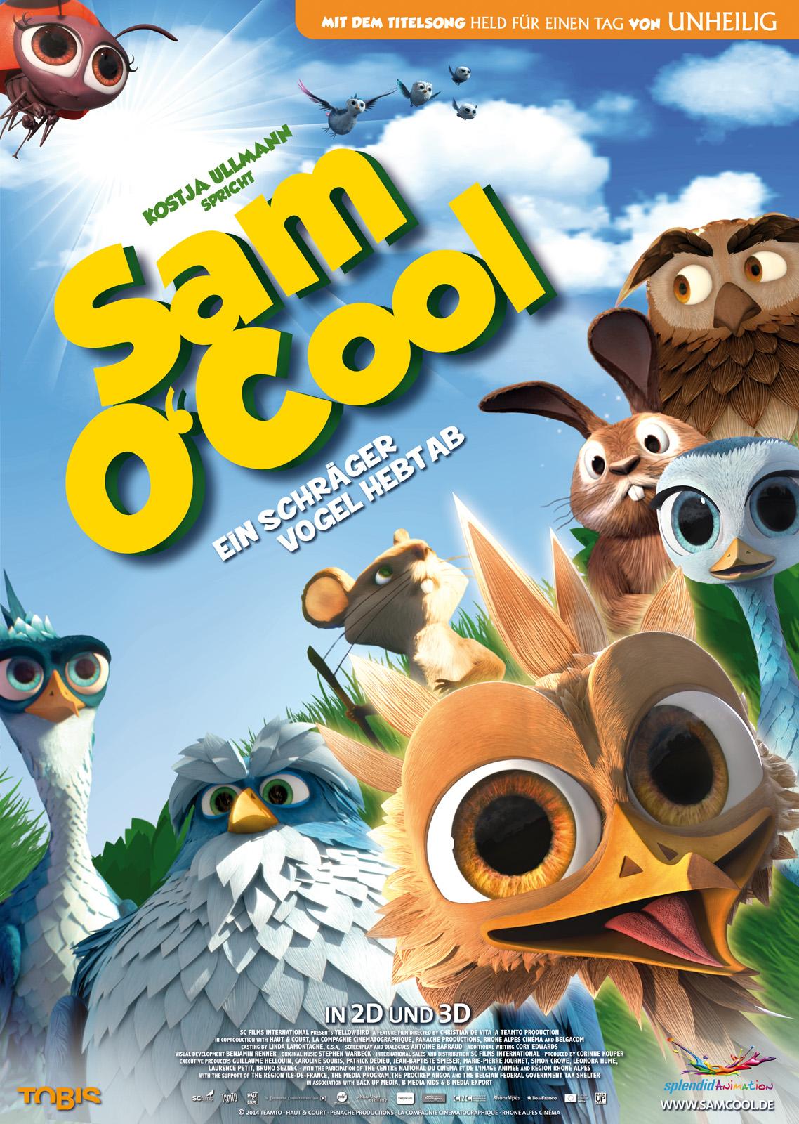 Sam O Cool