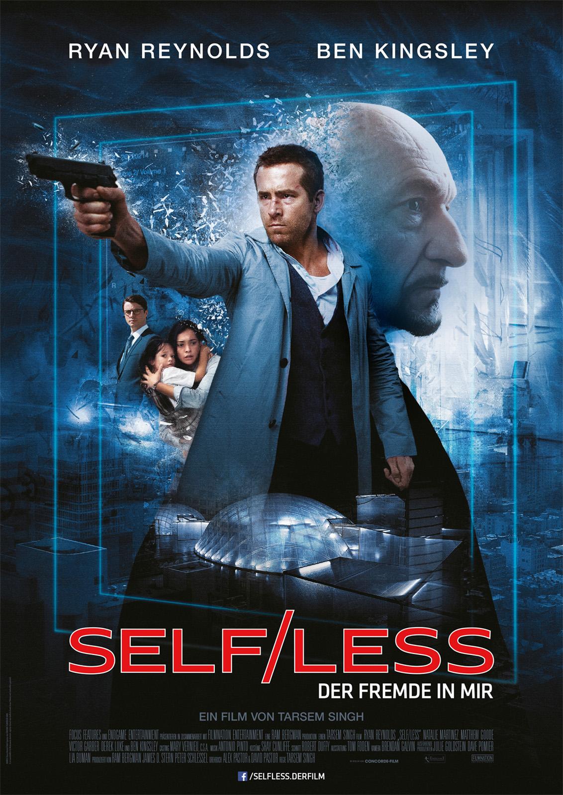 selfless – der fremde in mir