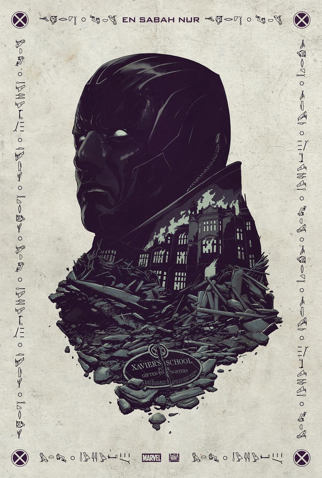 X-Men: Apocalypse Besetzung
