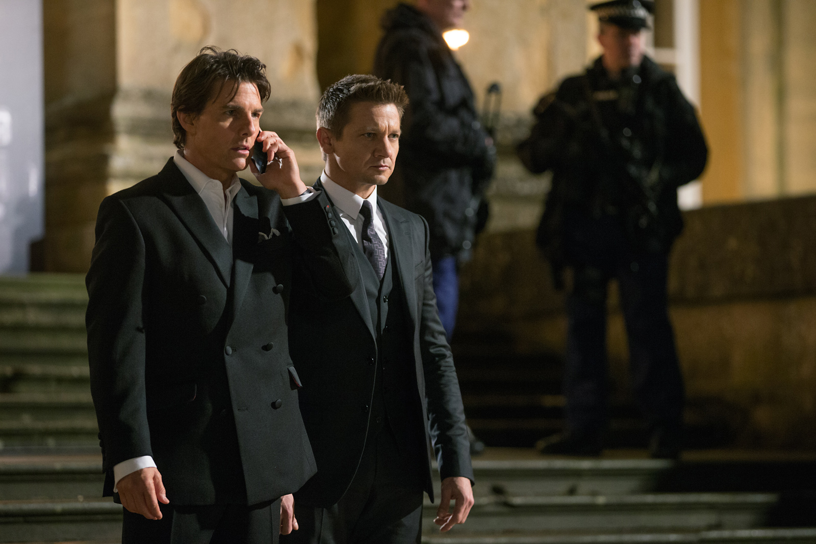 Bild zu Tom Cruise - Mission: Impossible - Rogue Nation ...