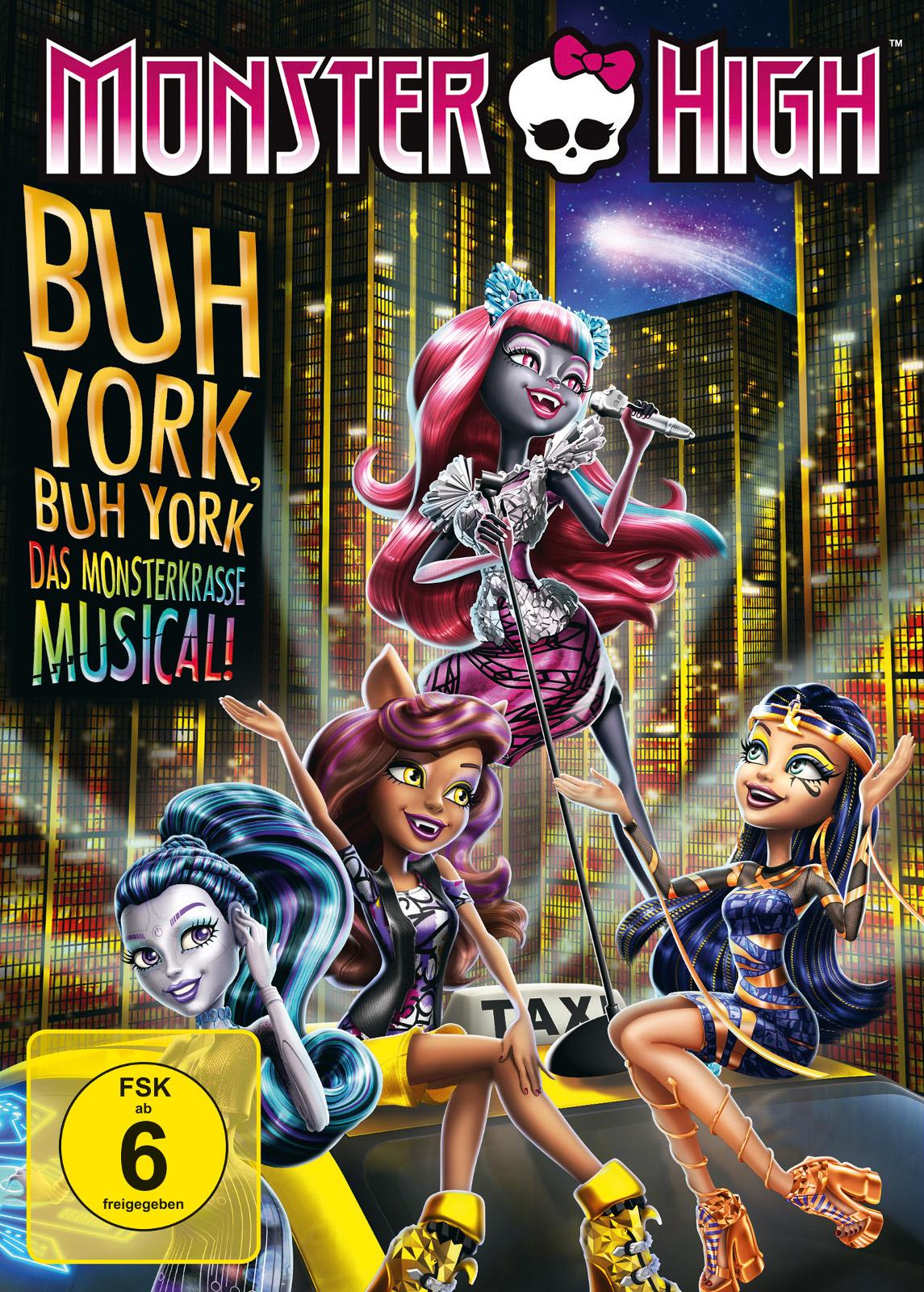 Monster High Filme