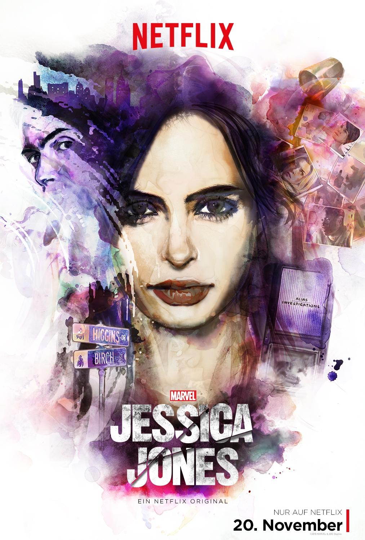 Jessica Jones Kräfte