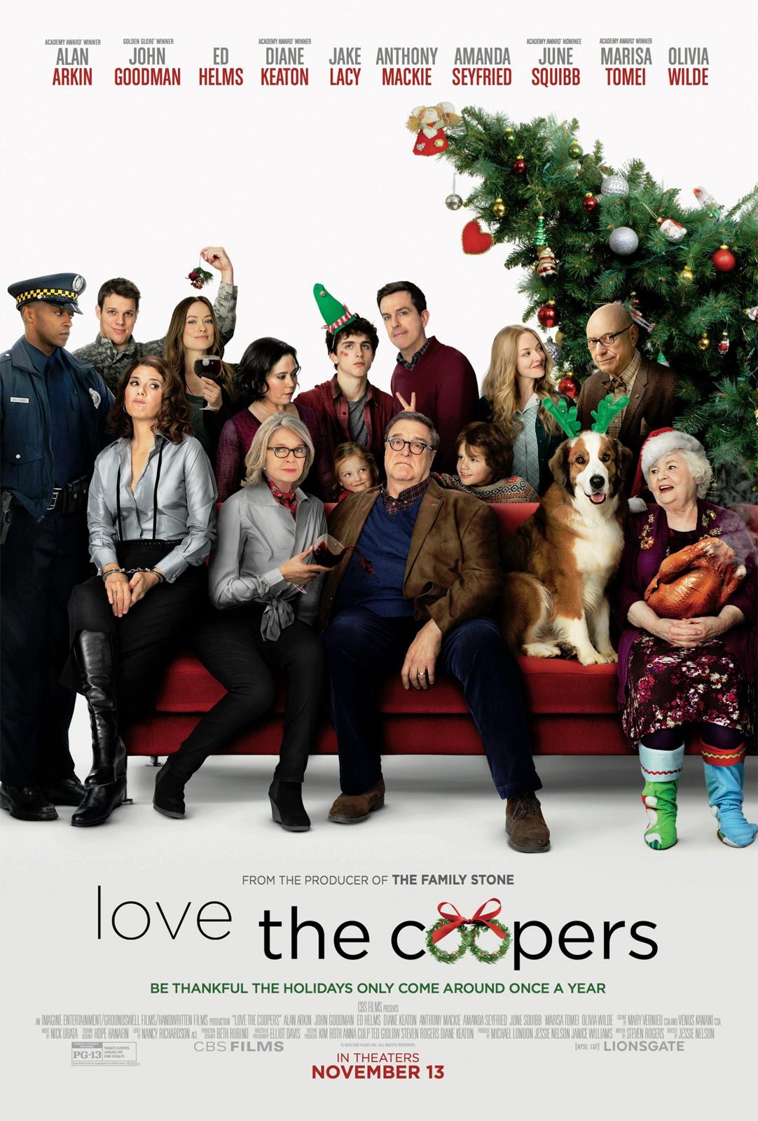 Alle Jahre Wieder Weihnachten Mit Den Coopers Stream