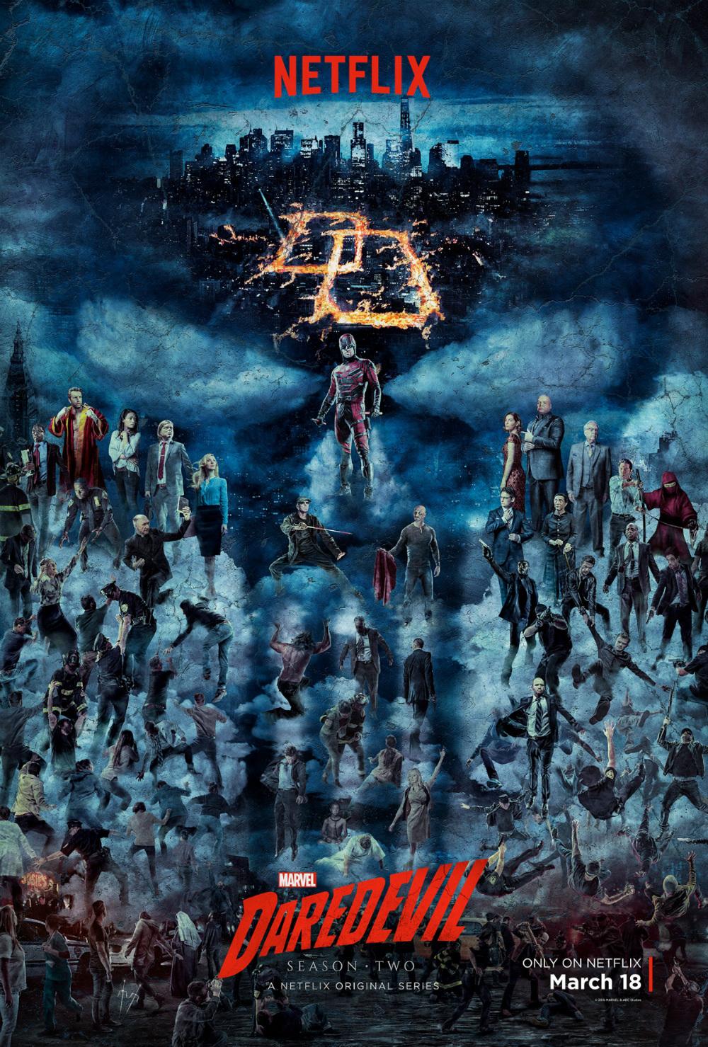 Marvel'S Daredevil Staffel 2