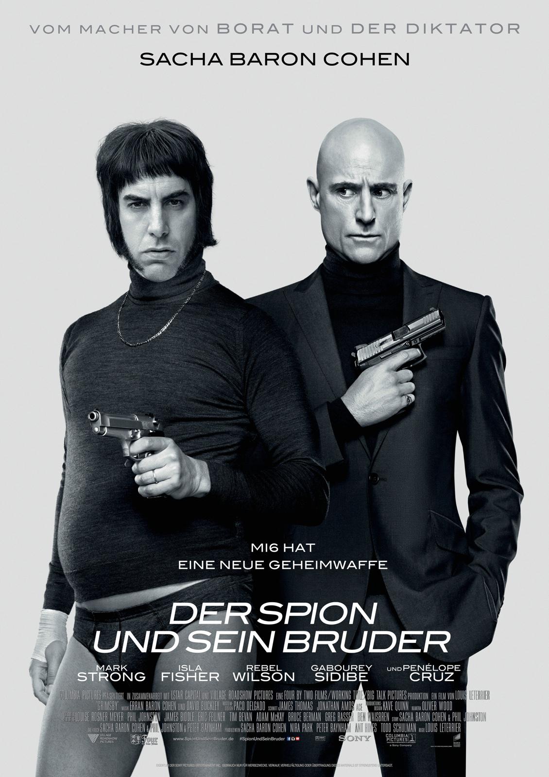 Der Spion Und Sein Bruder Movie2k