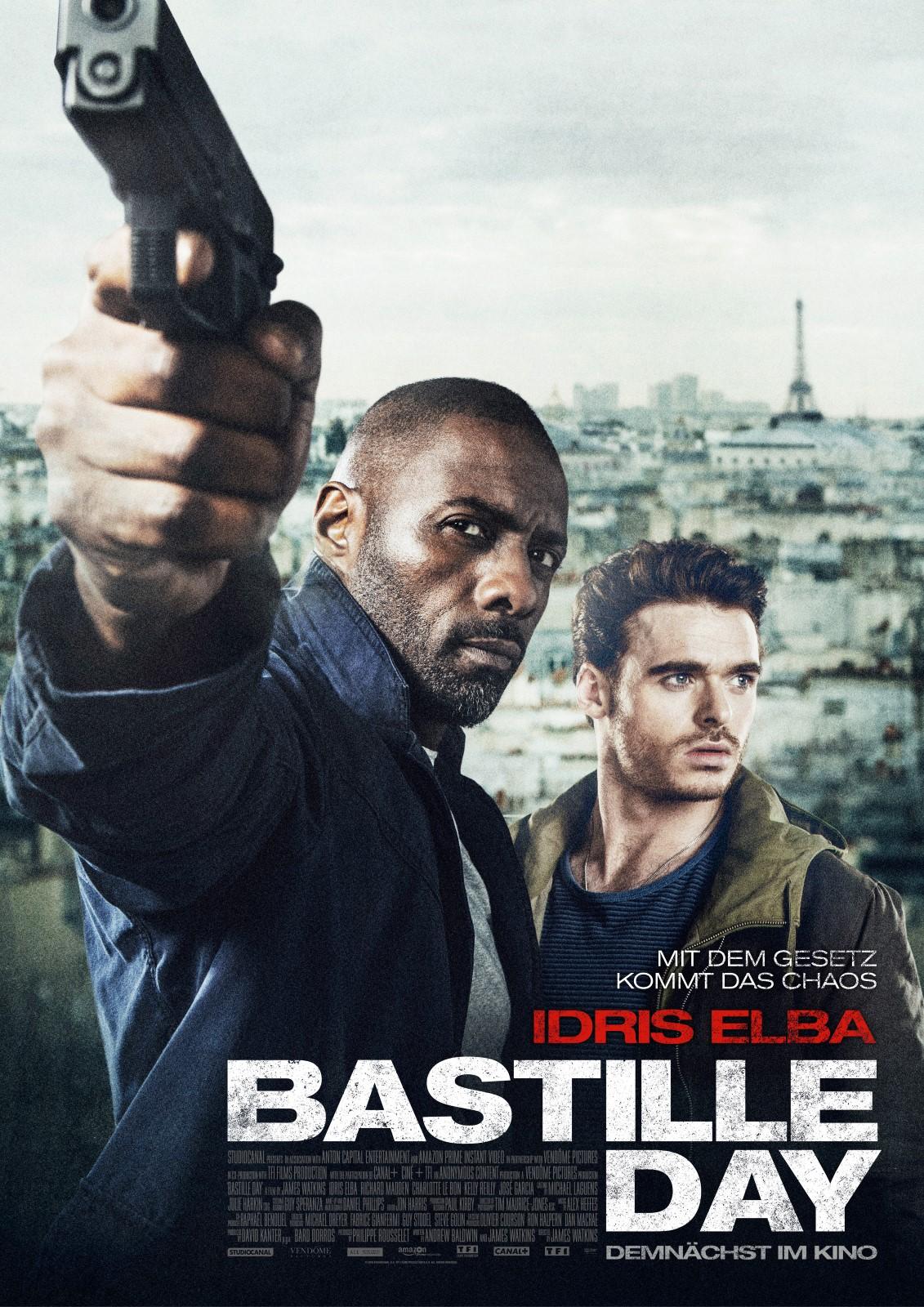 Bastille Day Besetzung