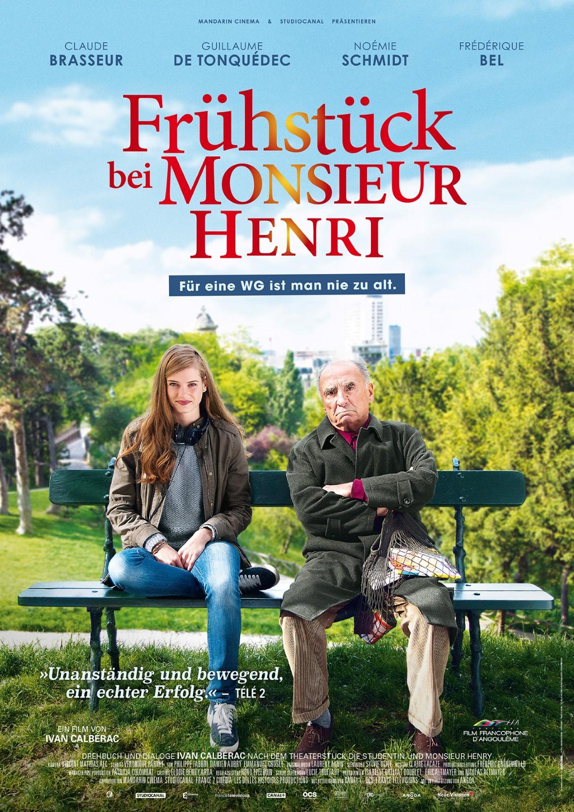 frГјhstГјck mit monsieur henri