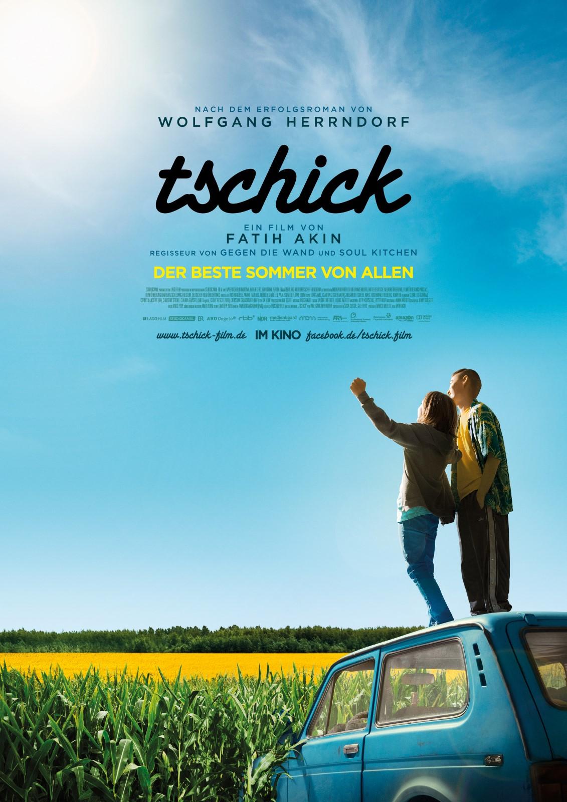 Tschick Soundtrack