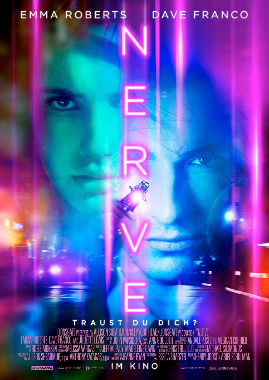 Nerve - Film 2016 - FILMSTARTS.de  Nerve - Film 20...