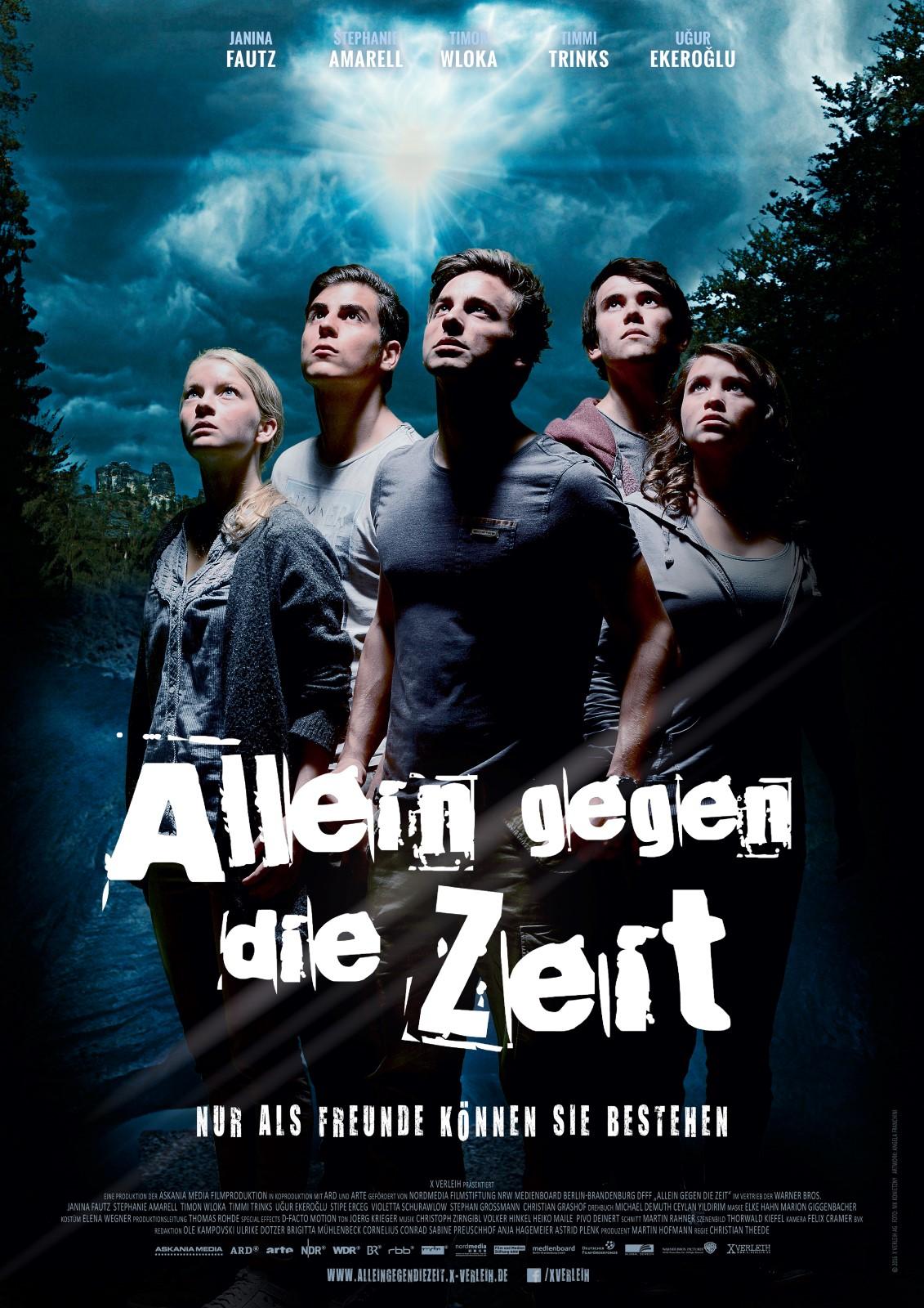 Allein Gegen Die Zeit Der Film Film 2016 Filmstartsde