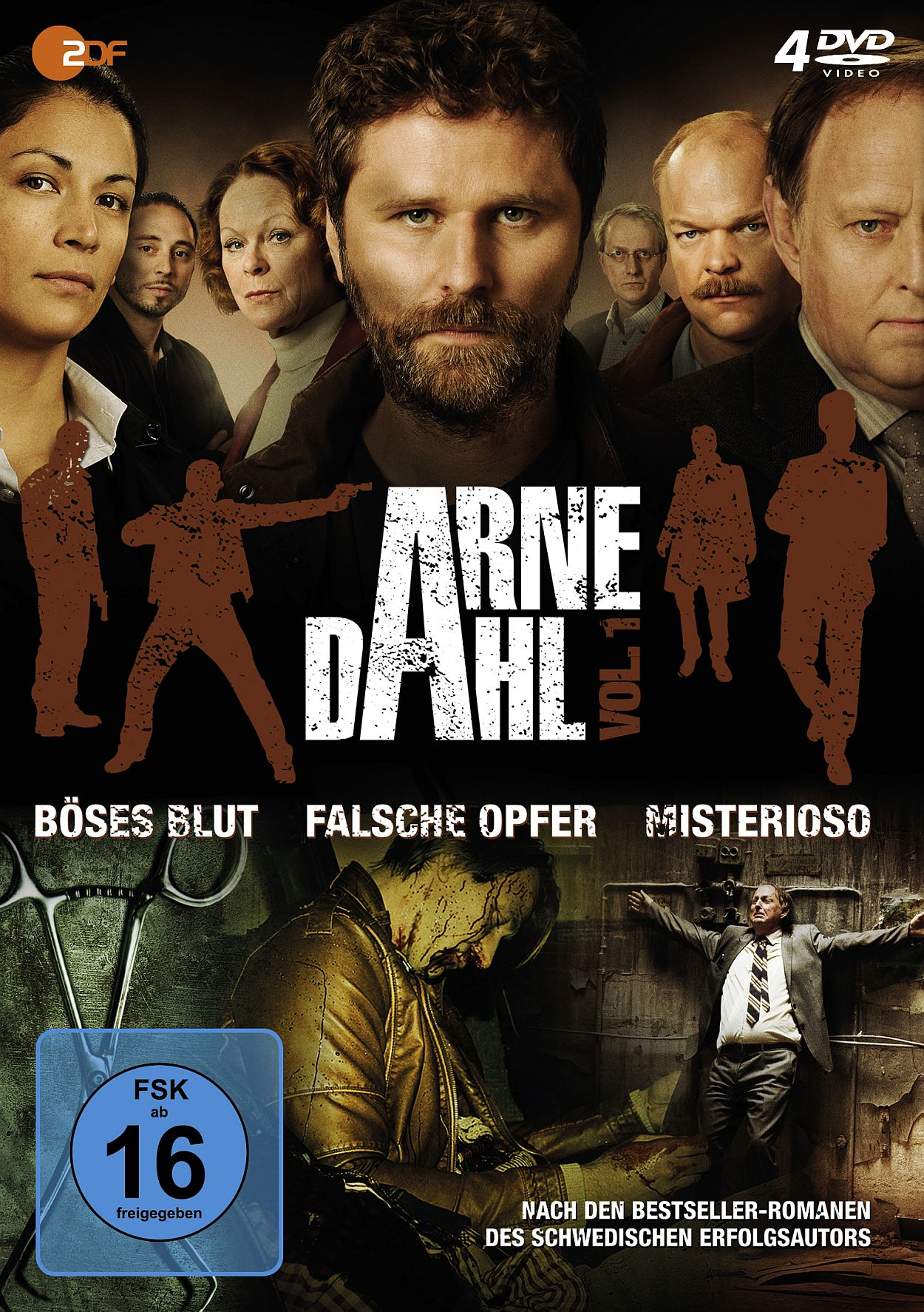 Arne Dahl Filme