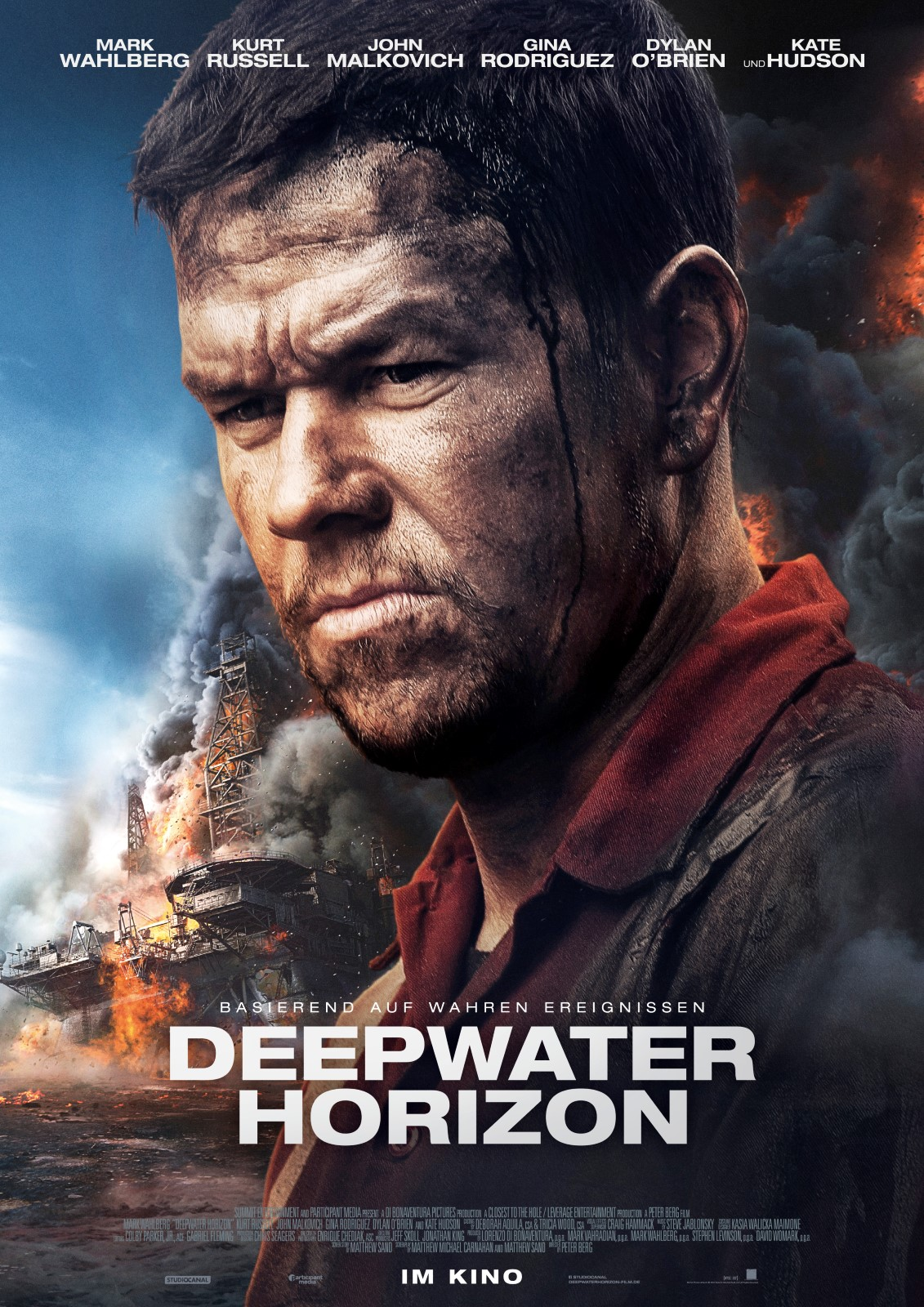 deepwater horizon film