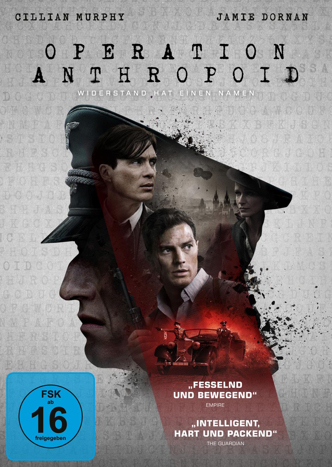 Operation Anthropoid Trailer