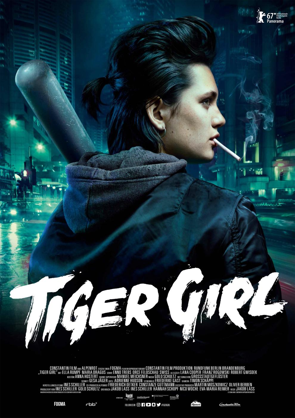 Tiger Girl Kritik