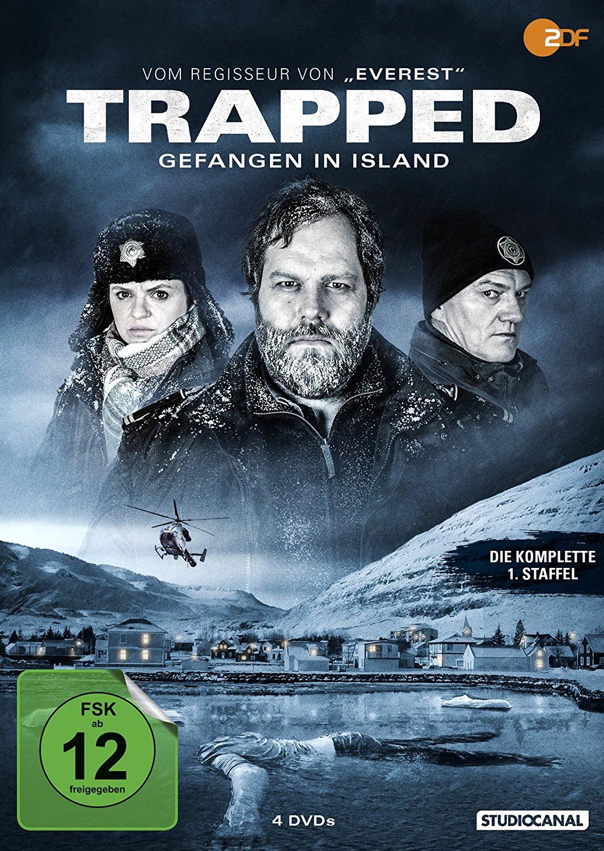 Trapped Gefangen In Island Kritik