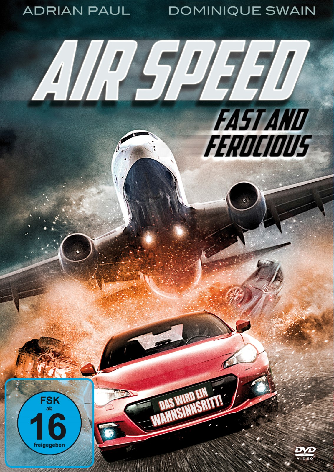 Air Speed - Fast And Ferocious