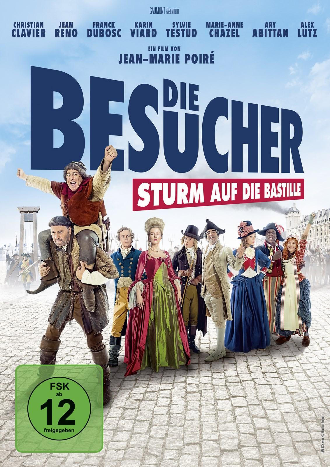 Userkritiken zum Film Die Besucher - Sturm auf die Bastille ...