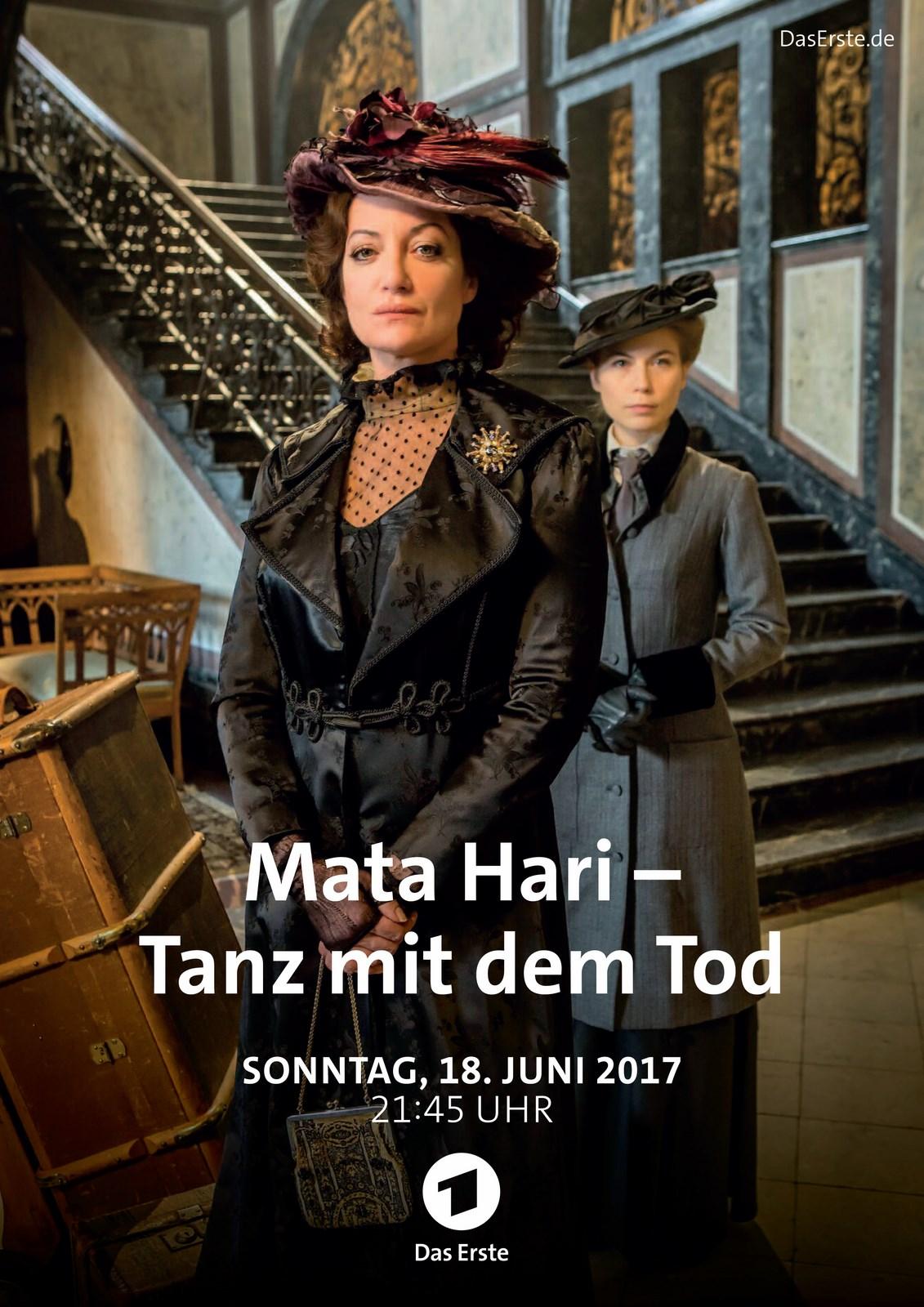 Mata Hari Tanz Mit Dem Tod