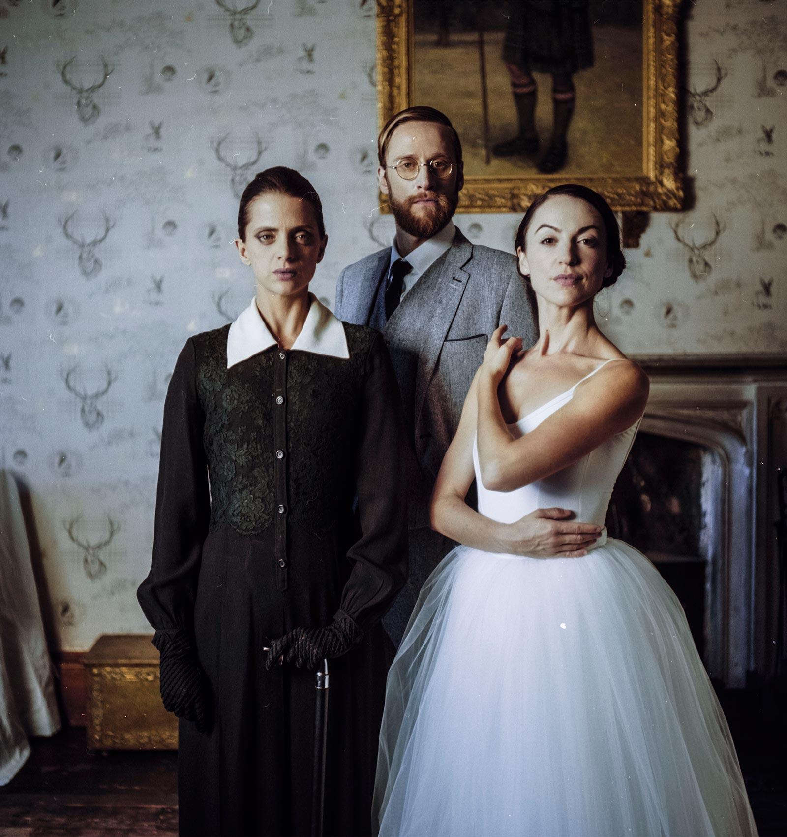 Beatrice Van Adult pic Rooney Mara,Veronica Sywak