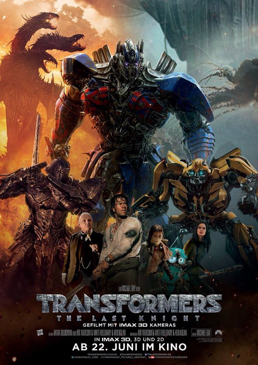 Transformers 5 Fsk