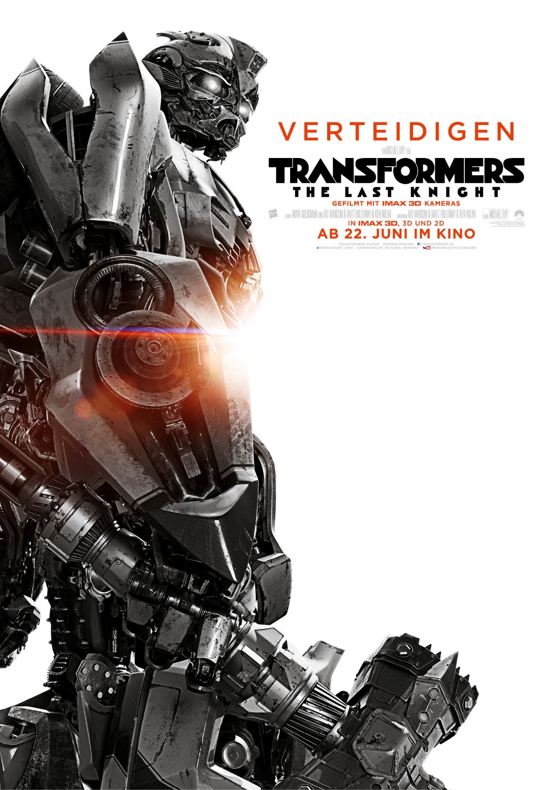Transformers The Last Knight Besetzung