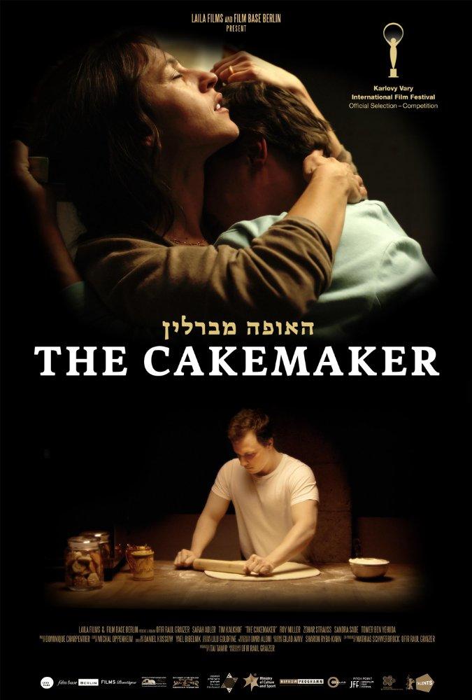 Bildergebnis für the cakemaker film