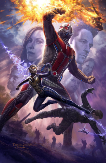 Ant Man And The Wasp Besetzung