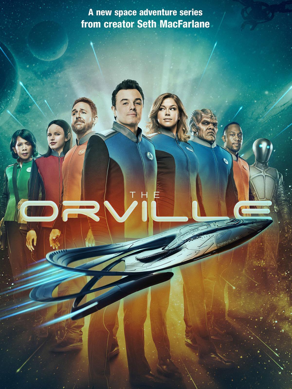 Orville Staffel 2 Deutsch