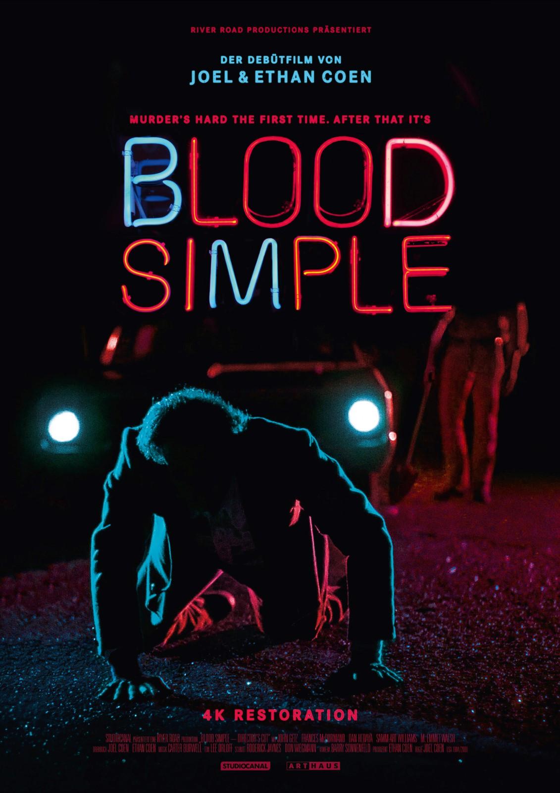 Blood Simple – Eine Mörderische Nacht