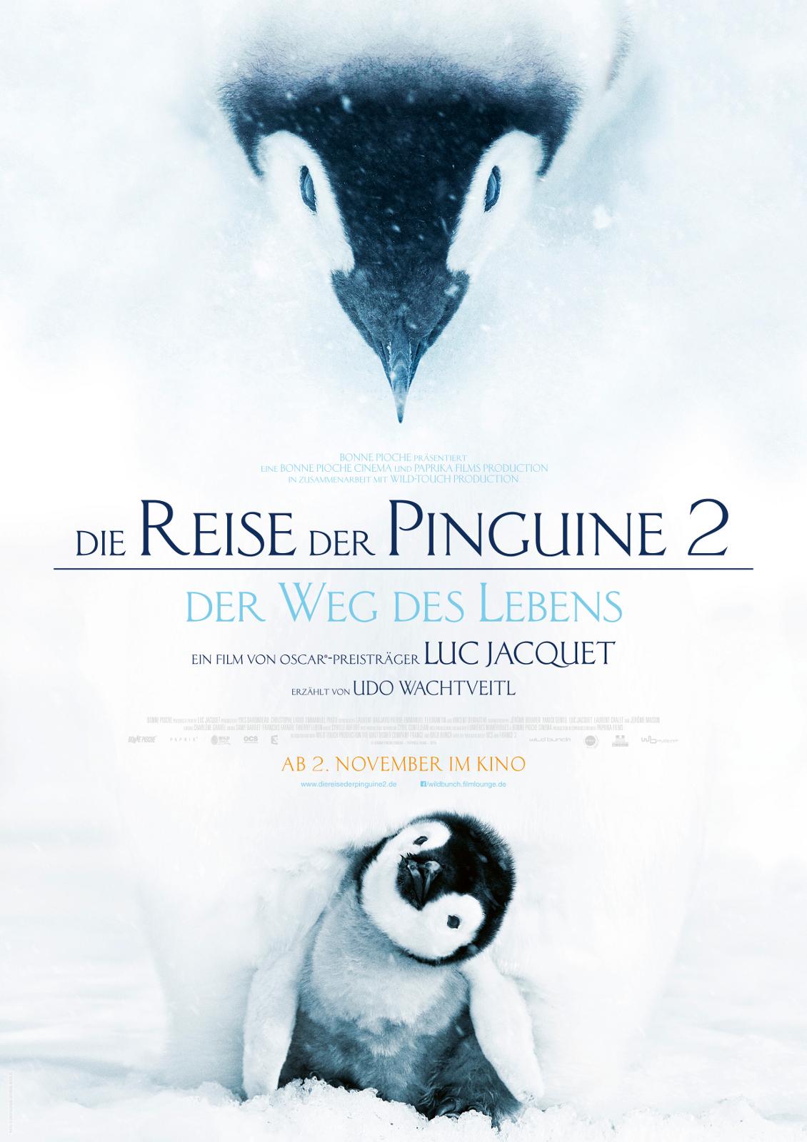Trailer Die Pinguine