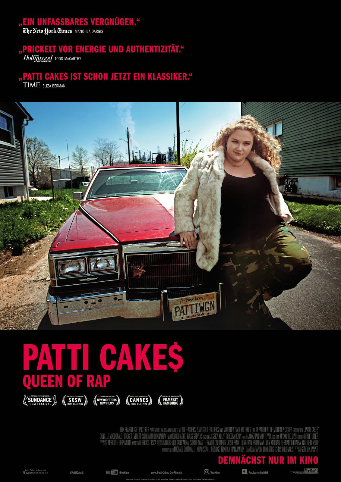 Patti Cake Movie Trailer