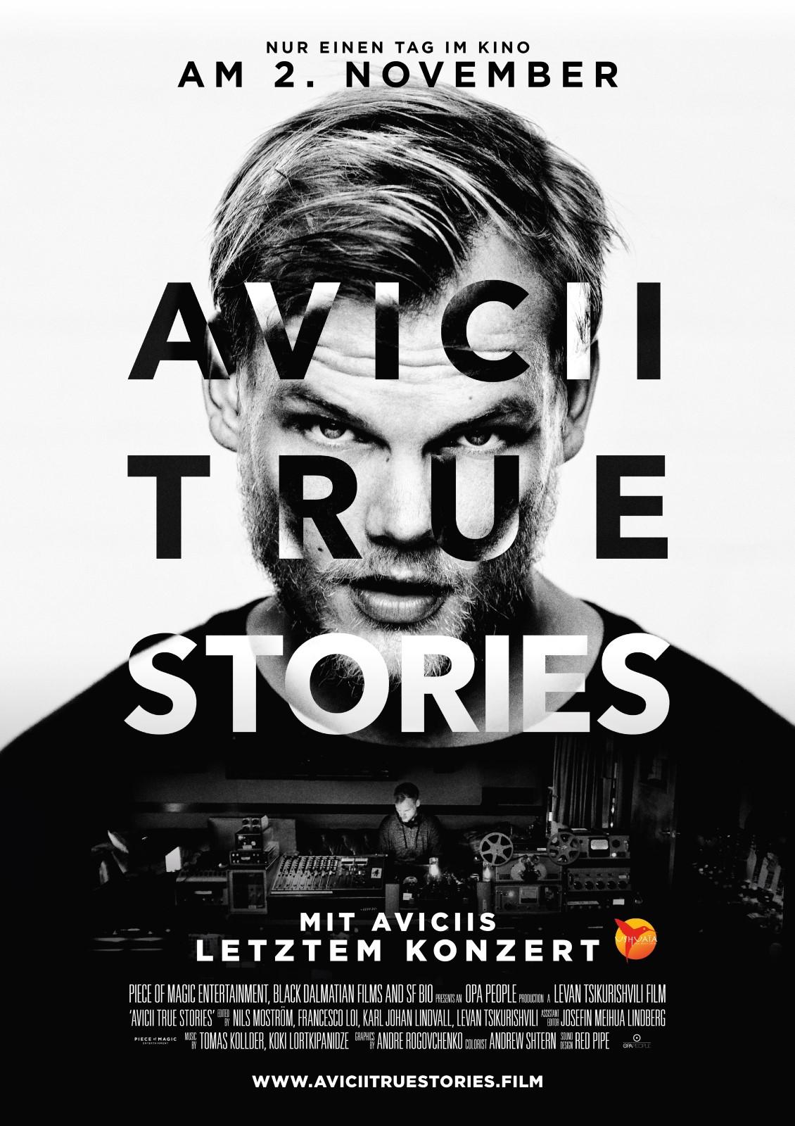 Avicii True Stories Deutsch