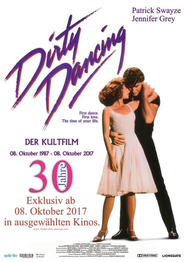 Schauspieler Dirty Dancing