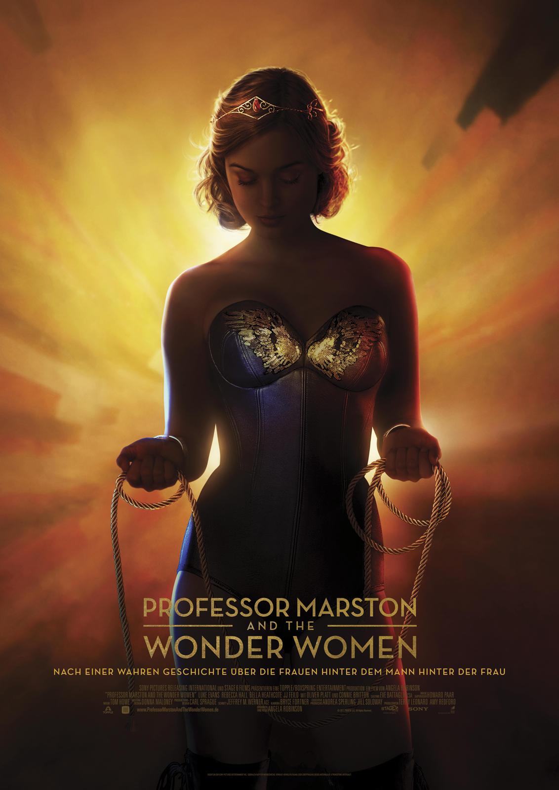 Marston Wonder Woman