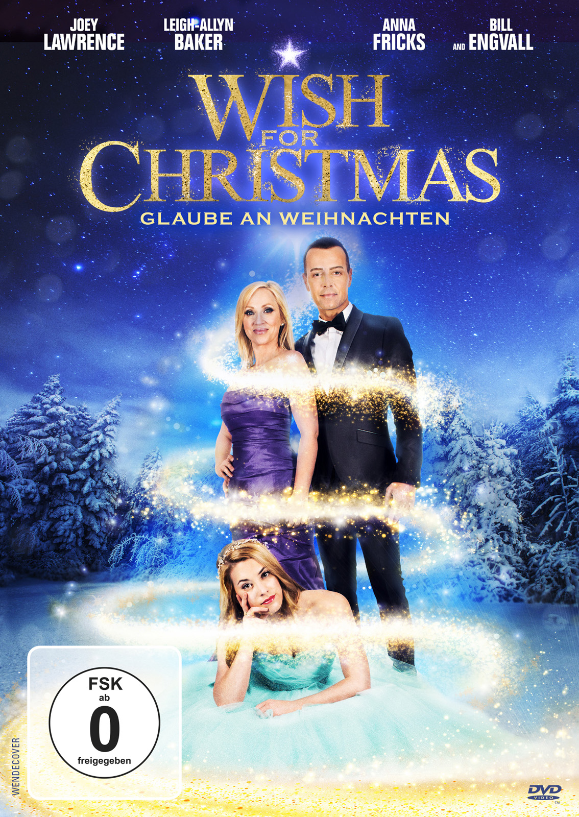 Wish For Christmas - Glaube an Weihnachten - Film 2016 - FILMSTARTS.de