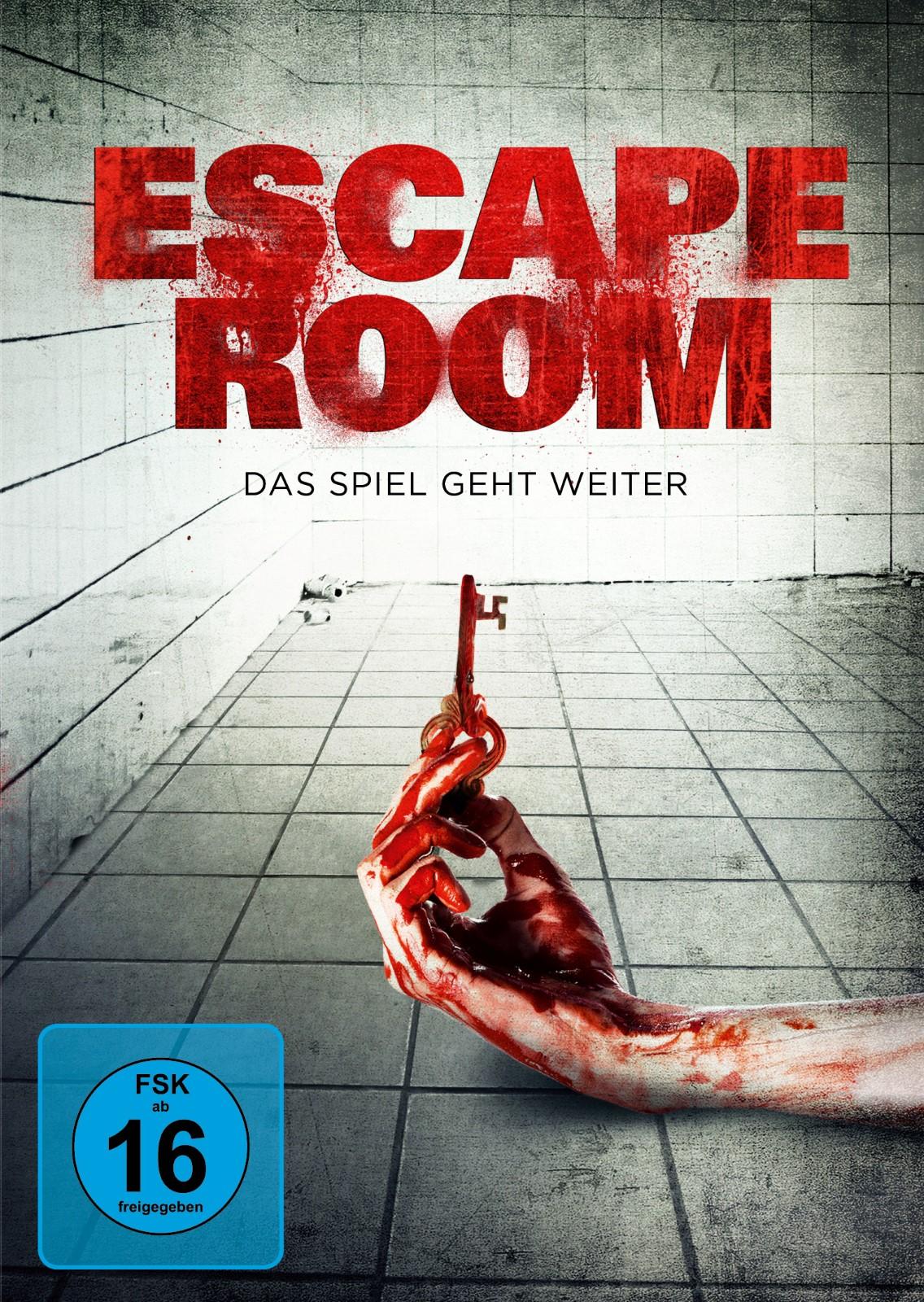 Escape Room - Das Spiel geht weiter - Film 2017 - FILMSTARTS.de