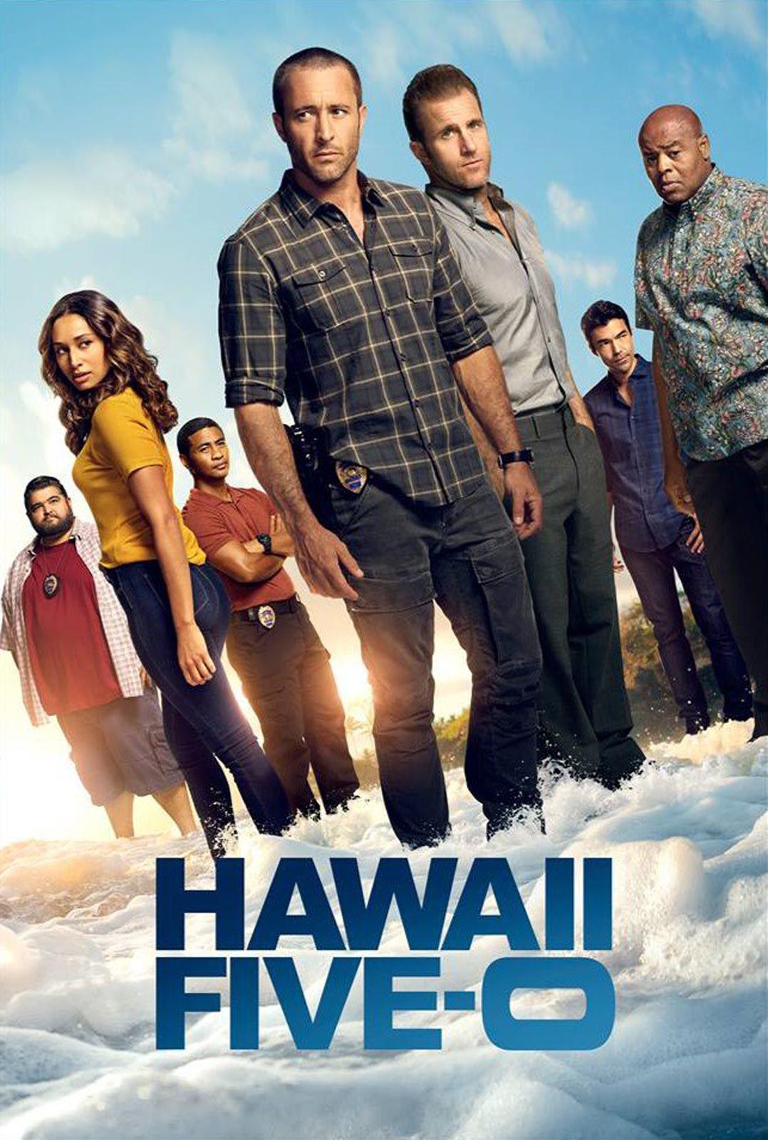Hawaii Five O Staffel 8