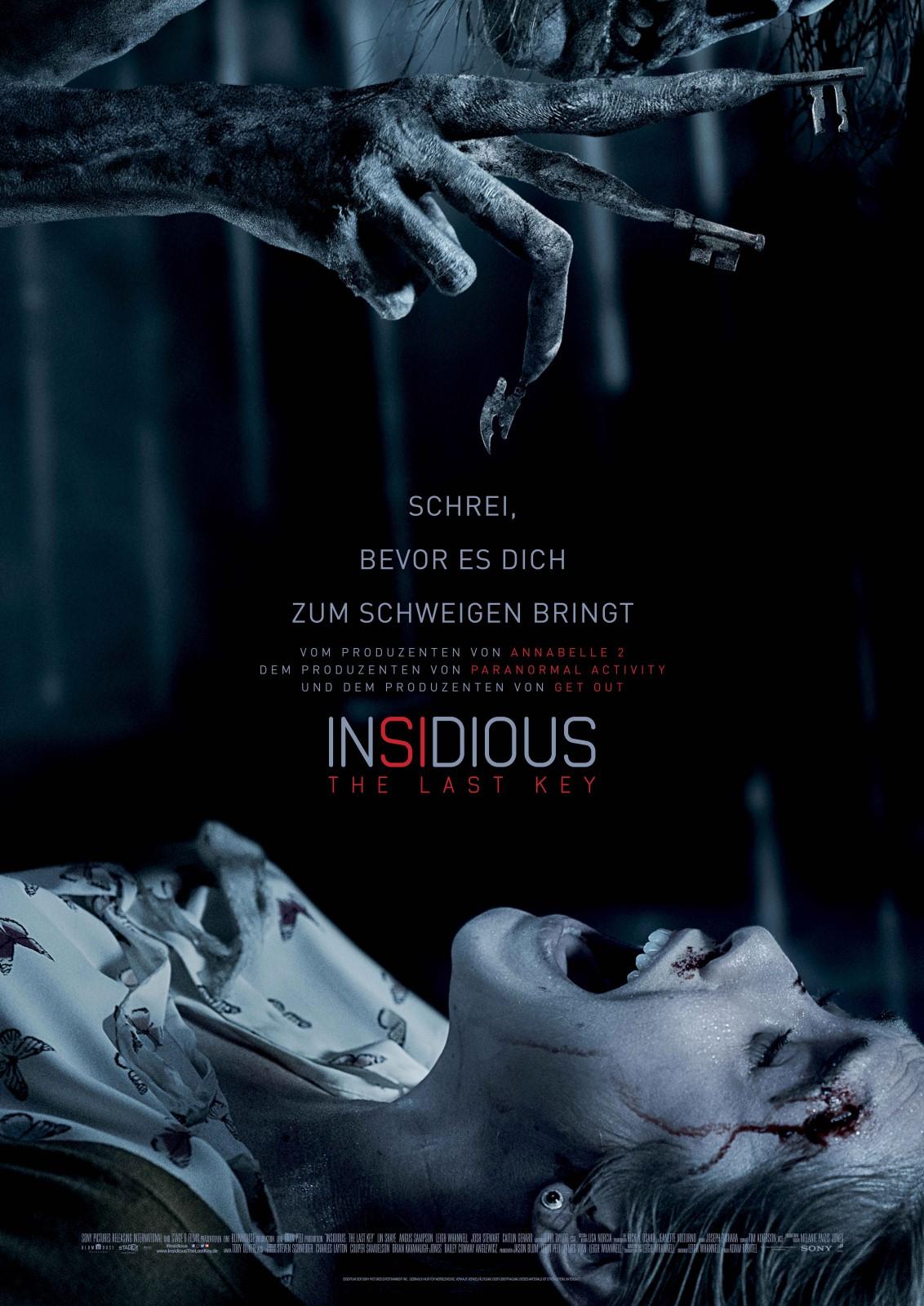 Insidious 4 Stream Hd Filme
